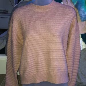 Pink Forever 21 Sweater Size Small